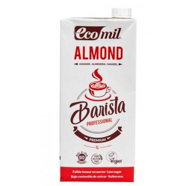 EcoMil: Nápoj mandlový Barista BIO 1l