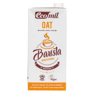 EcoMil: Nápoj ovesný Barista BIO 1l