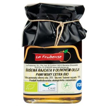Rajčata sušená v olivovém oleji BIO 150g