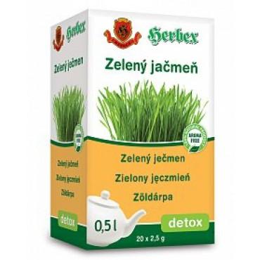 Herbex: Zelený ječmen 20x2,5g