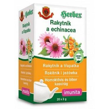 Herbex: Rakytník a echinacea 20x3g