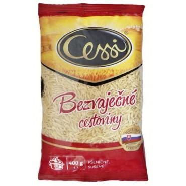 Cessi: Slovenská ryža bezvaječné těstoviny 400g