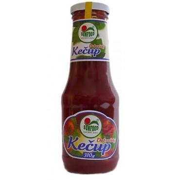 Dobrušský kečup 310g