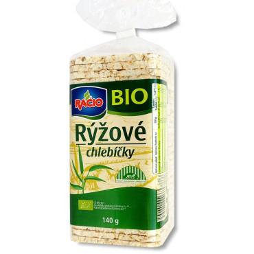 Chlebíčky rýžové BIO 140g