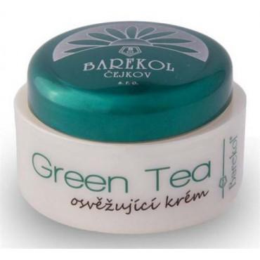 Barekol: Green Tea krém 50ml
