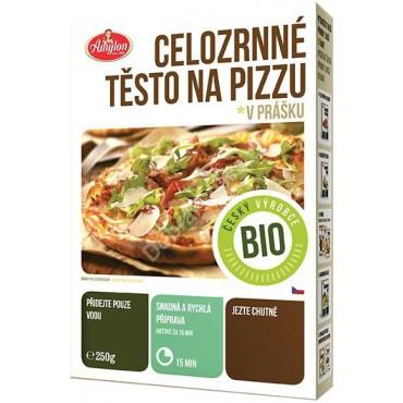 Celozrnné těsto na pizzu BIO 250g