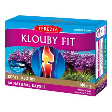 Klouby fit 60cps.