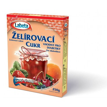 Labeta: Želírovací cukr vhodný pro diabetiky 250g