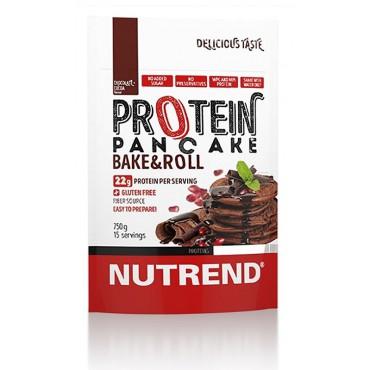 Nutrend: Protein Pancake čokoláda + kakao 750g