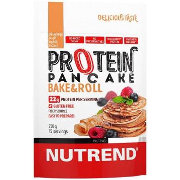 Nutrend: Protein Pancake bez příchutě 50g