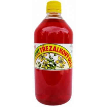 Třezalkový olej Svatojánský 215ml