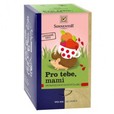 Sonnentor: Čaj Pro tebe mami BIO 18x1,5g