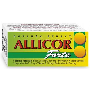 Allicor Super s vitamíny 60tbl.
