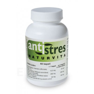 Antistres Naturvita 60cps.