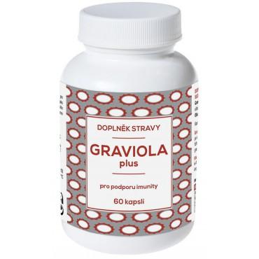 Graviola Plus 60cps.