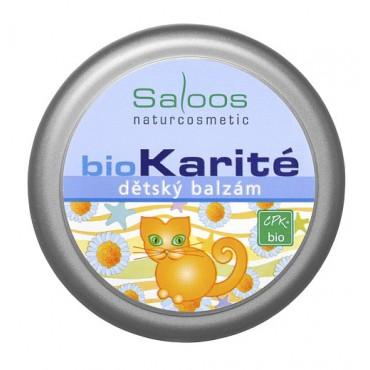 bio Karité: Dětský balzám 50ml
