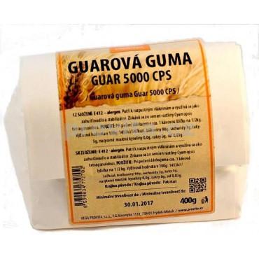 Guarová guma Guar 5000 CPS 100g