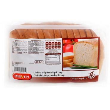 Chléb bezlepkový světlý 400g