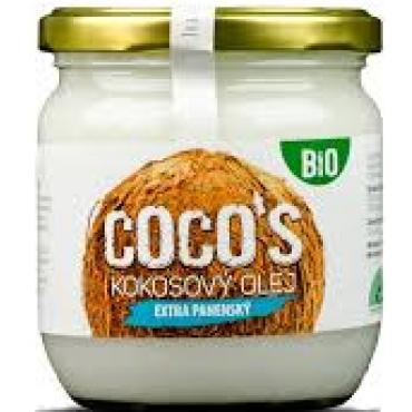 Kokosový olej extra panenský BIO 400ml
