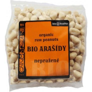 Arašídy nepražené BIO 200g