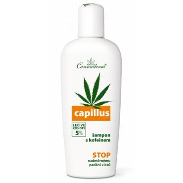 Cannaderm: Capillus šampon s kofeinem 150ml