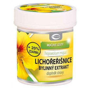 Topvet: Lichořeřišnice bylinný extrakt 60tbl.