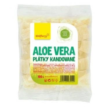 Aloe vera plátky 100g