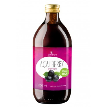 Acai Berry pyré BIO 500ml