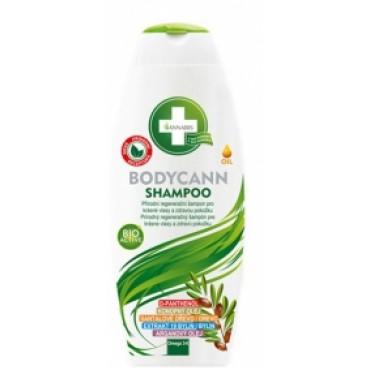 Annabis: Bodycann přírodní regenerační šampon 250ml