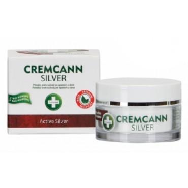 Annabis: Cremcann Silver krém na akné, opary 15ml