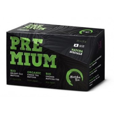 Matcha Tea Premium BIO 20x1,5g