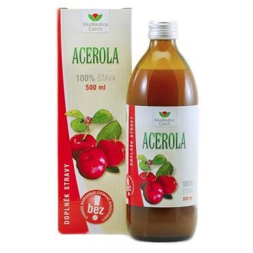 Acerola šťáva 100% 500ml