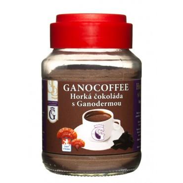Horká čokoláda s Ganodermou 250g