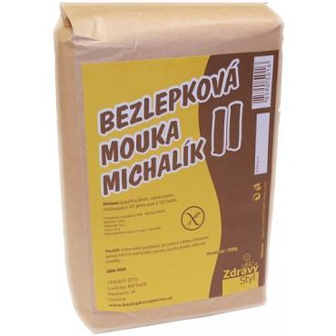 Bezlepková mouka Michalík II. 1 kg