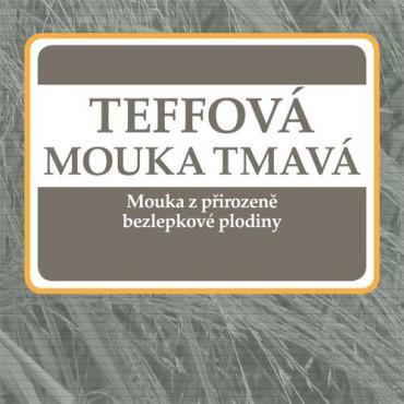 Adveni: Teffová mouka tmavá 250g