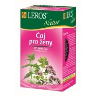 Leros: Natur Čaj pro ženy 20x1,5g
