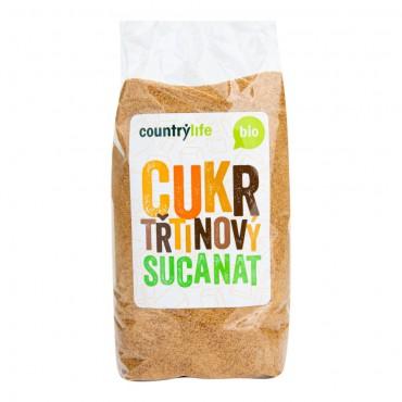 Cukr třtinový Sucanat  BIO 500g