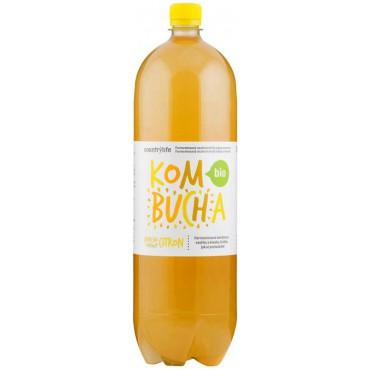 Kombucha bancha citron BIO 2l