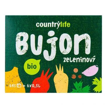 Bujón zeleninový kostky BIO 66g