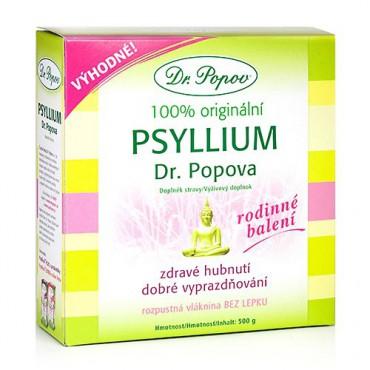 Dr. Popov: Psyllium Dr. Popova 500g