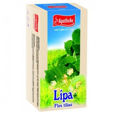 Apotheke: Lipový čaj 20x1,5g