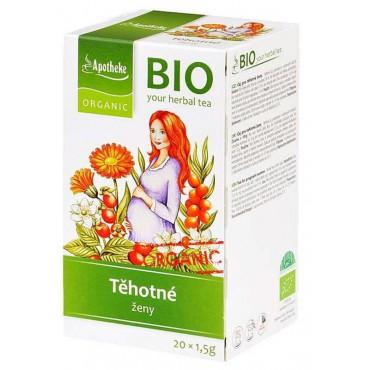 Apotheke: Čaj Pro těhotné ženy BIO 20x1,5g