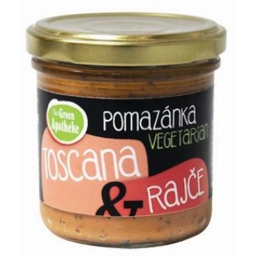 Pomazánka toscana a rajče 140g