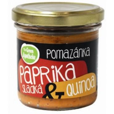 Pomazánka sladká paprika a quinoa 140g