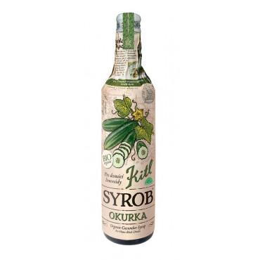 Kitl: Syrob okurka BIO 500ml