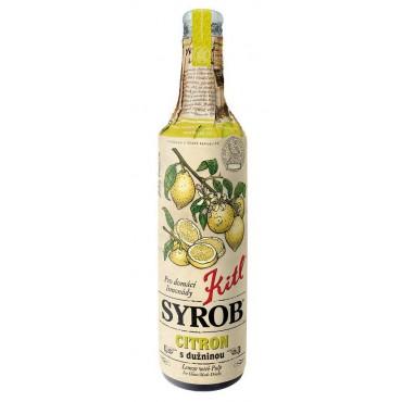 Kitl: Syrob citron 500ml