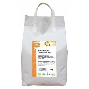 Žitná mouka chlebová BIO 4 kg