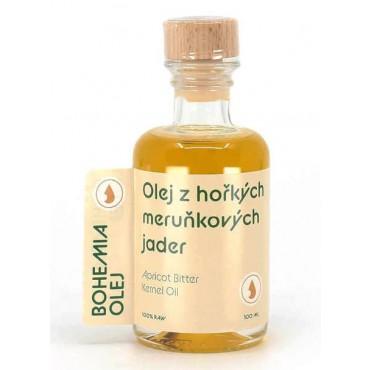Olej z hořkých meruňkových jader 100ml