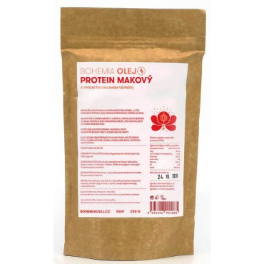 Makový protein 250g