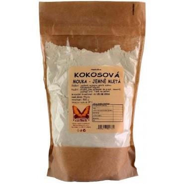 Kokosová mouka jemně mletá 500g